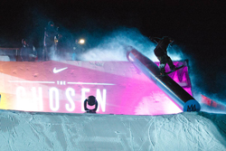 Nike Chosen Tour at Mammoth Mountain