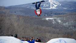 Snowboarding's U.S. Open turns Dirty 30